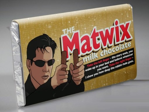 Top 10 Funny Movie Themed Chocolate Bars