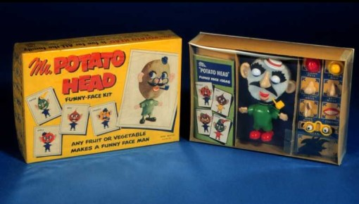 Top 10 Rare and Unusual Mr Potato Heads