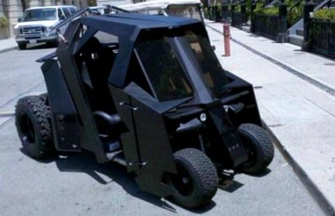 Top 10 Batman Themed Vehicles