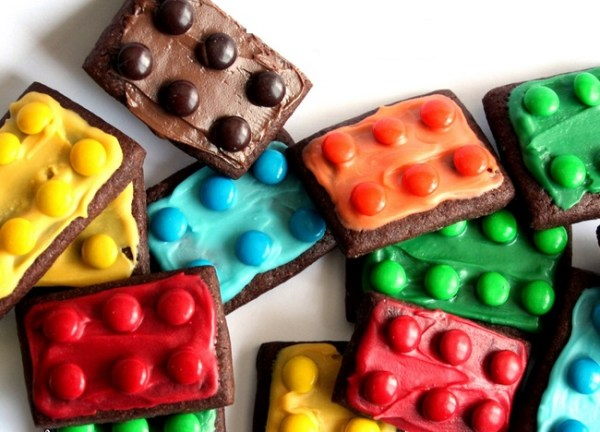 Top 10 Creative Lego Themed Party Foods