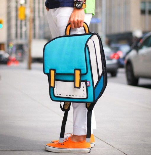 Top 10 Creative and Unusual Backpacks