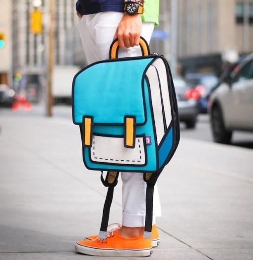 Top 10 Creative and Unusual Backpacks