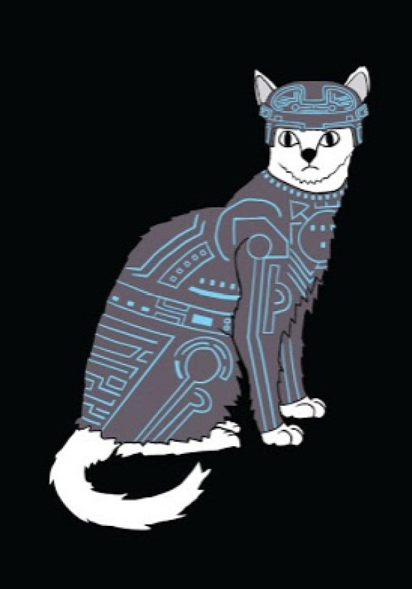Top 10 Iconic Character Cat Illustrations