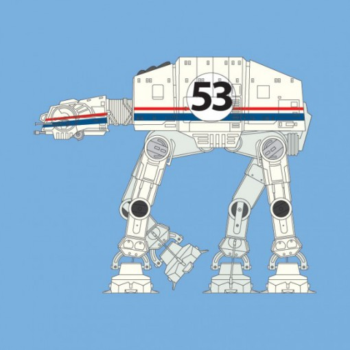 Top 10 Unusual AT-AT Star Wars Walkers