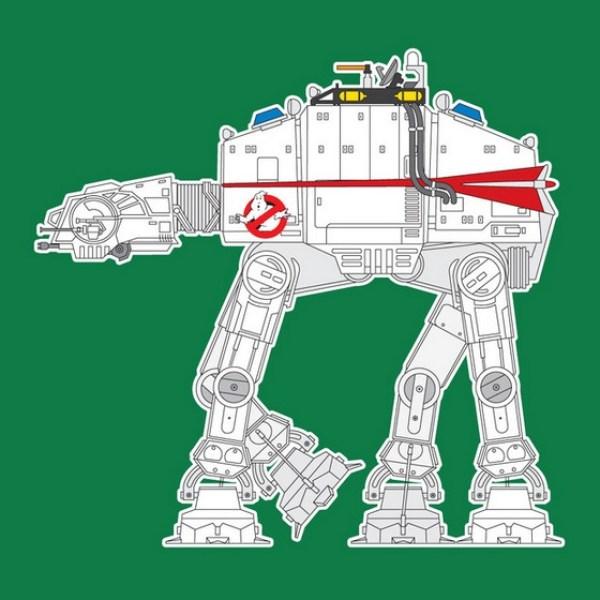 Top 10 Unusual AT-AT Star Wars Walkers