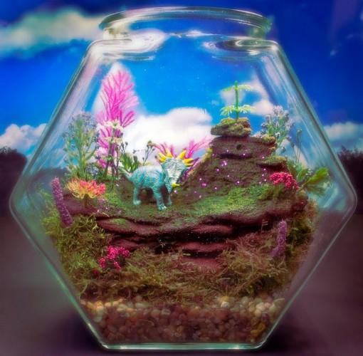 Top 10 Amazing Fantasy Themed Terrariums