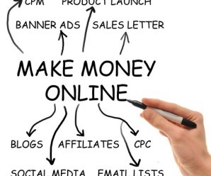 Ten of the Very Best Ways to Earn or Make Money Online