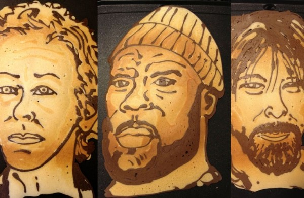 Top 10 Best Examples of Nerdy Pancake Art