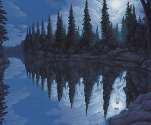 Top 10 Crazy Paintings By Robert Gonsalves