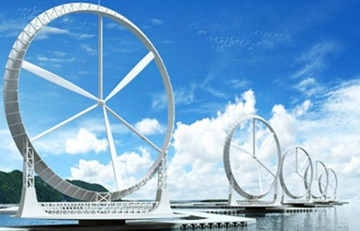 Top 10 Weird and Beautiful Wind Turbines