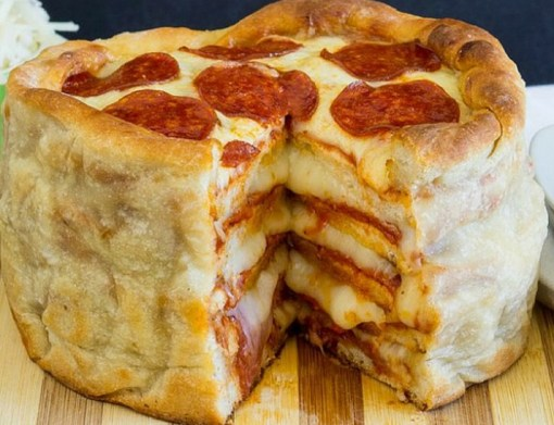 Top 10 Alternative Ways To Eat Pizza