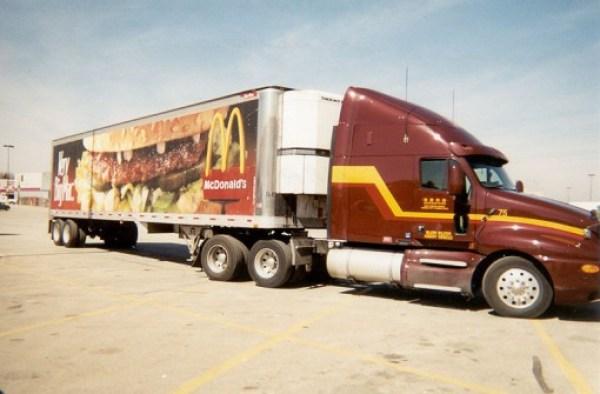 Top 10 McDonalds Themed Vehicles