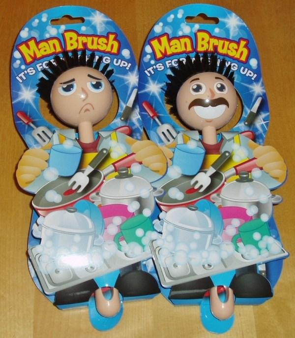 Man-Brush Washing Up Brush