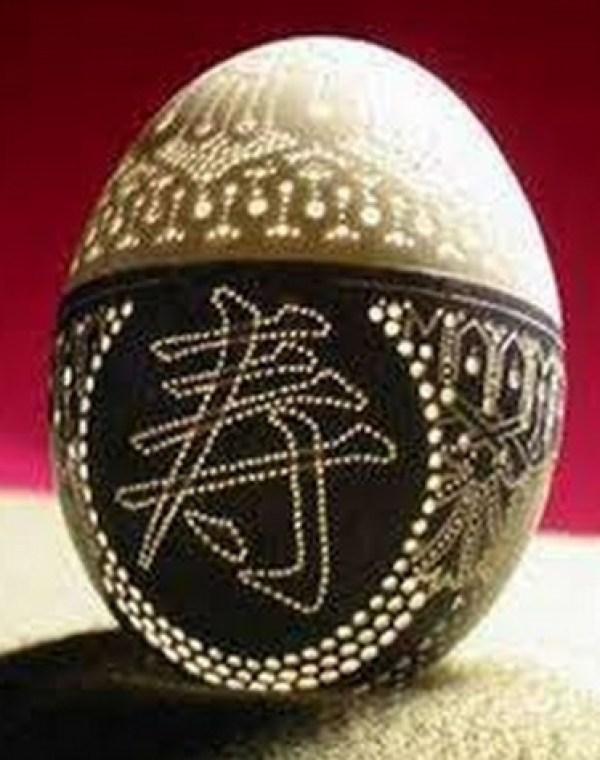 Top 10 Amazing Drilled Empty Egg Shells