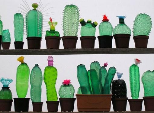 Veronika Richterová: Recycled PET Plastic Bottles