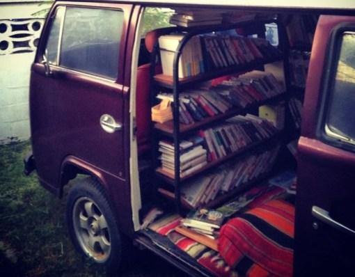 Top 10 Unusual Bookmobile & Mobile Library Vans