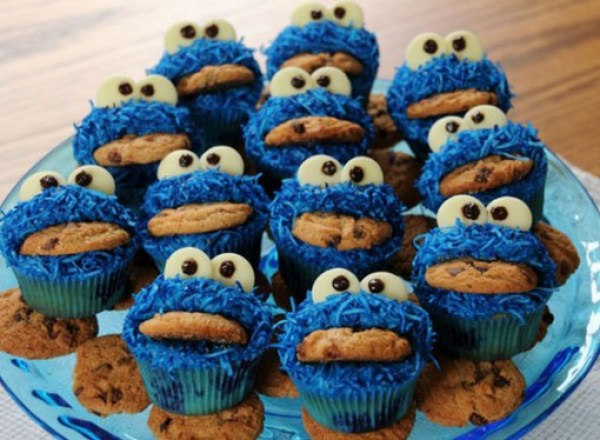 Top 10 Cookie Monster Recipes, Foods and Drinks