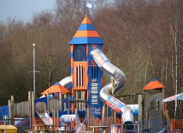 Top 10 Name Brand Sponsored Playground Equipment