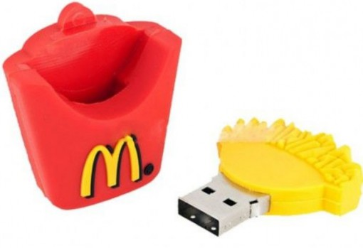 French Fry USB Flash Drive