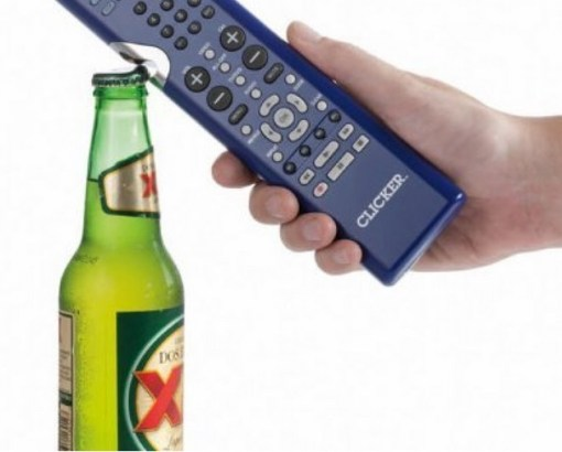 Top 10 Strange And Unusual TV Remote Controls