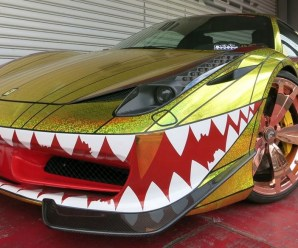 Top 10 Weird and Unusual Ferrari Paint Jobs