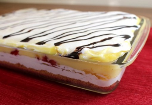 Top 10 Super Sickly Recipes for Dessert Lasagne
