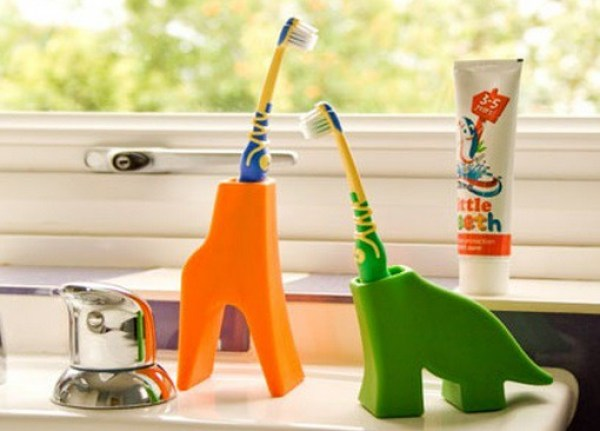 Top 10 Crazy and Unusual Toothbrush Holders