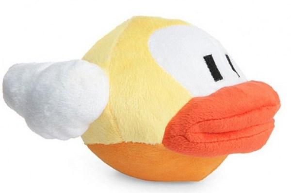 Flappy Bird Plush Toy