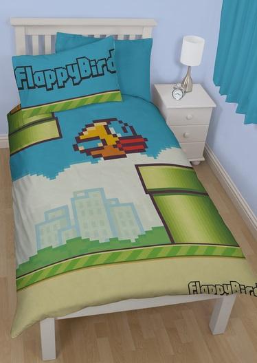 Flappy Bird Bedding
