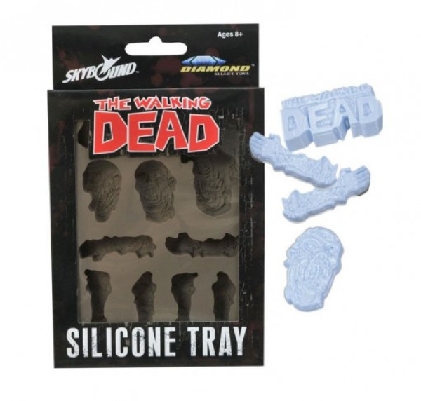 Walking Dead Ice Cube Tray