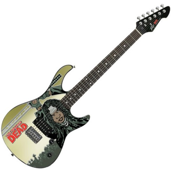 The Walking Dead Electric Guitar