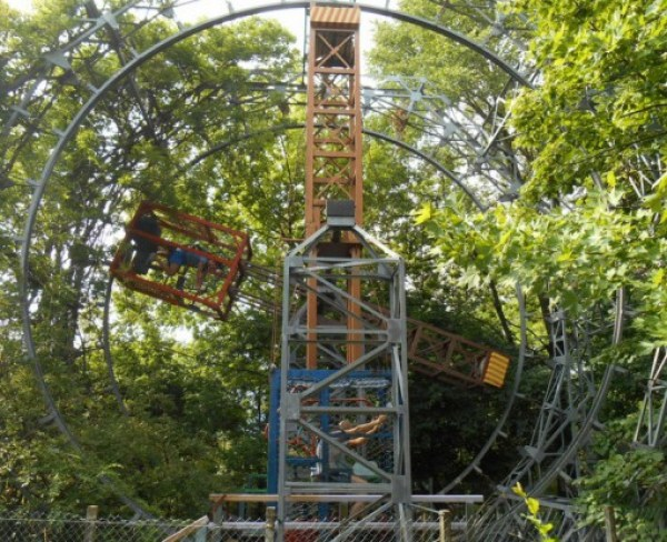 Top 10 Human Powered Rollercoasters