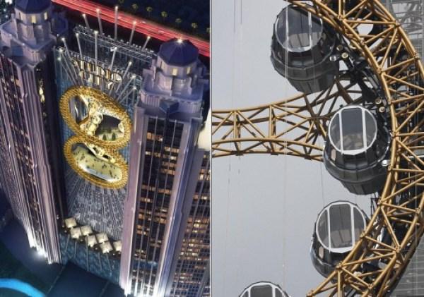 Top 10 Weird and Unusual Ferris Wheels