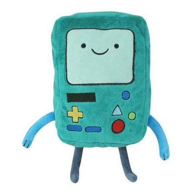 Adventure Time: BMO Plush Cuddly Toy