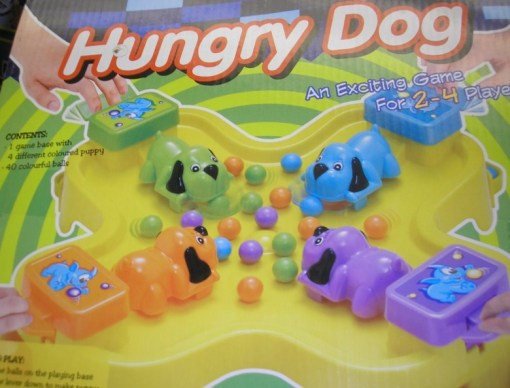 Hungry Hungry Dogs