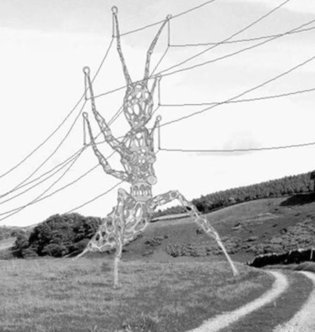 Top 10 Amazing & Unusual Electricity Pylons