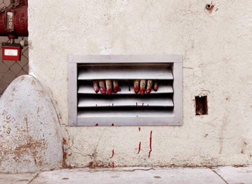 Top 10 Beautifully Scary Halloween Street Art