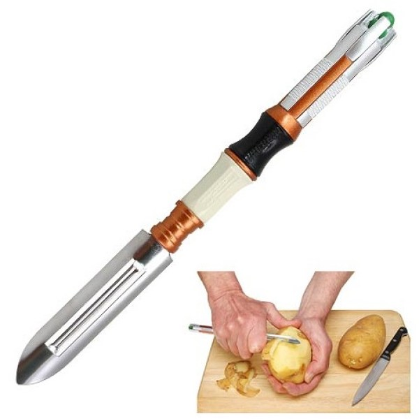 Doctor Who: Sonic Screwdriver Fruit and Vegetable Peeler
