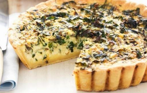 Top 10 Super Savoury Recipes For Quiche