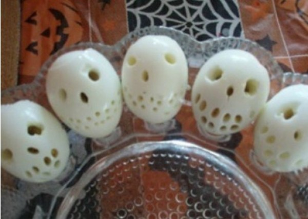 Top 10 Tasty and Scary Halloween Eggs