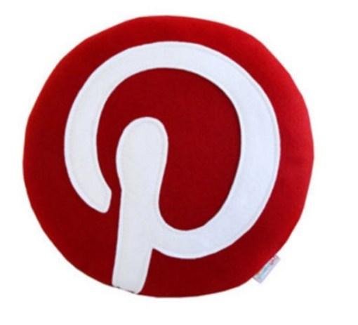 Pinterest Cushion