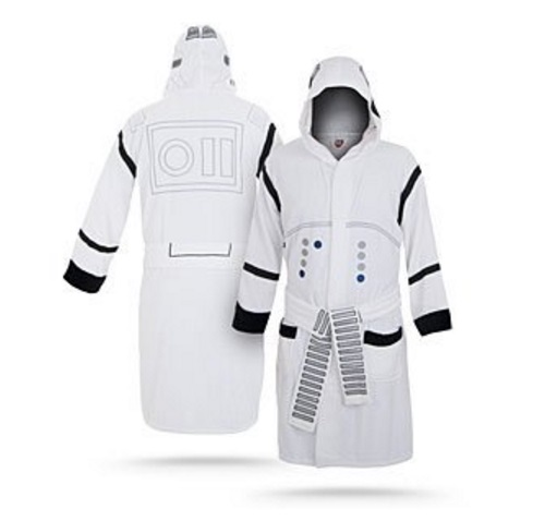Star Wars: Stormtrooper Bathrobe