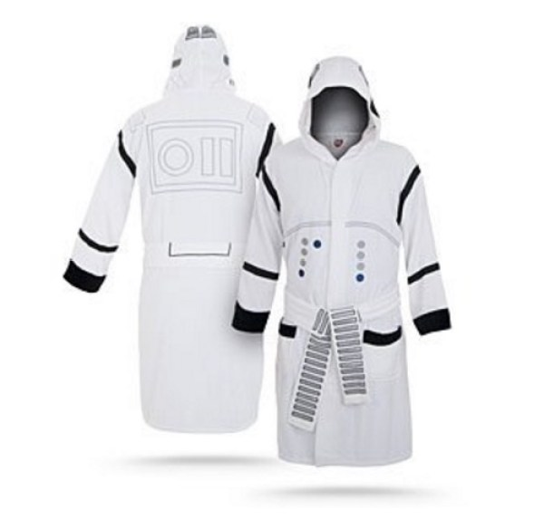 Star Wars: Stormtrooper Bathrobe