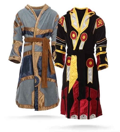 World of Warcraft Bathrobes