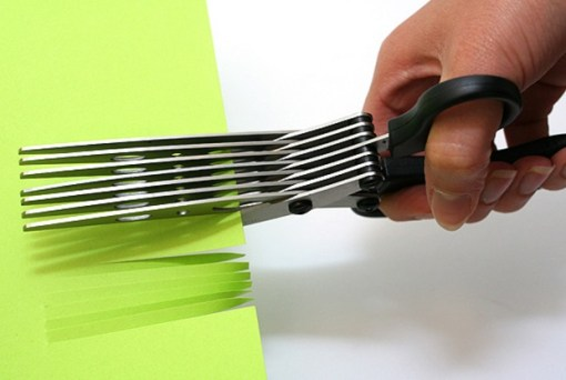 7-Blade Shredder Scissors