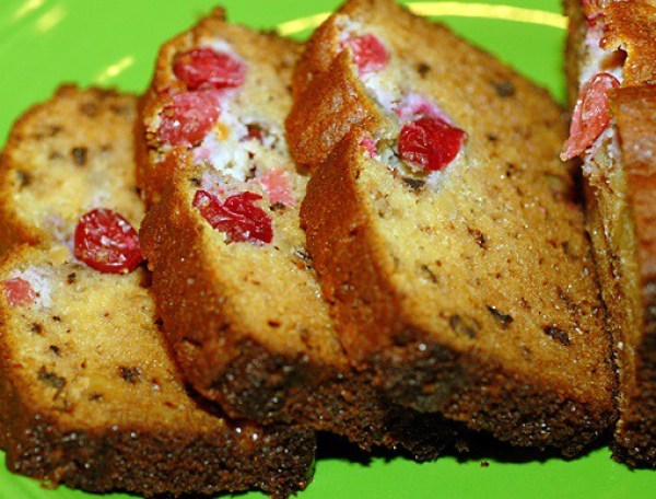 Gluten-free Cranberry & Walnut Loaf