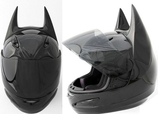 Batman Crash Helmet