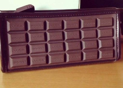 Chocolate Bar Novelty Pencil Case