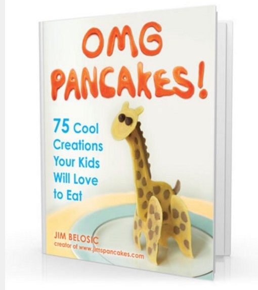 Pancake Creation Book