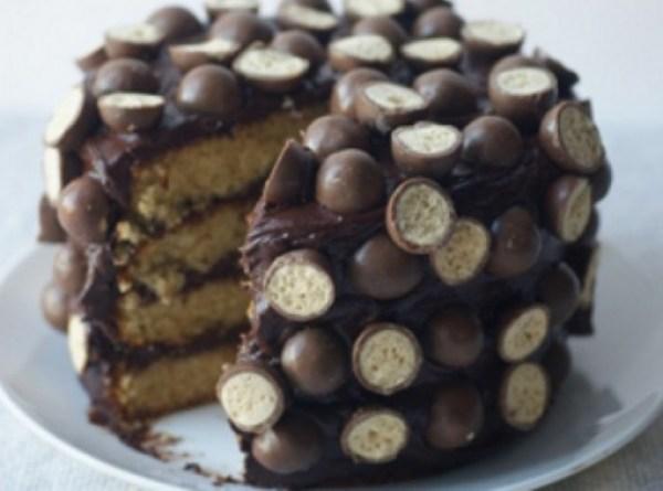 Maltesers Layer Cake